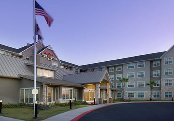 Exterior View of Residence Inn San Antonio SeaWorld/Lackland