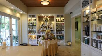 Spa store at Cheeca Lodge & Spa.