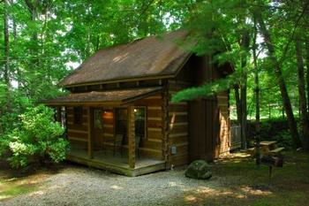 Cabin Rental at Accommodations by Parkside Resort