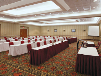 Meeting room at Grand Traverse Resort.