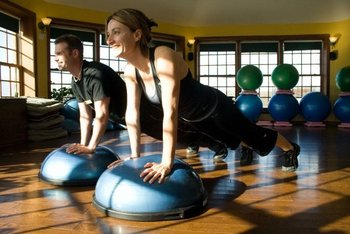 Wellness classes at Ste. Anne's Country Inn.