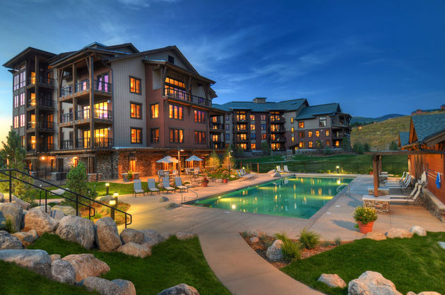 Trailhead Lodge Steamboat Springs Co Resort Reviews