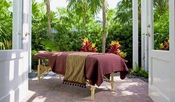 The Spa at The Westin Key West Resort & Marina.