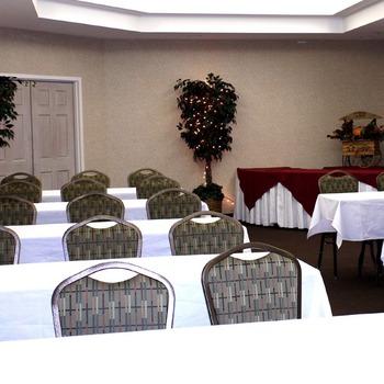 Boardroom at Wedgewood Resort.