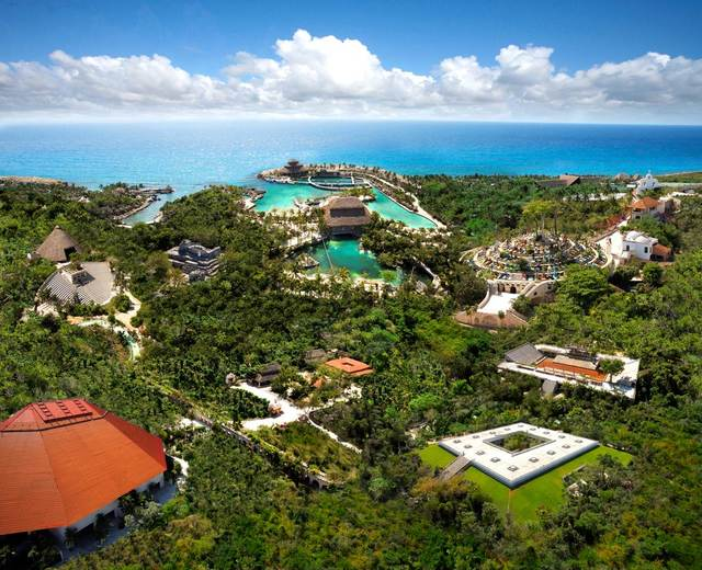 Travel Reviews Occidental Grand Xcaret