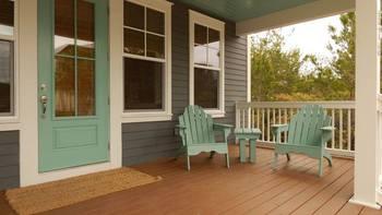 Rental exterior at Emerald Coast Vacation Rentals and Sales.