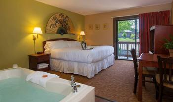 Guest Suite at Baker's Sunset Bay Resort