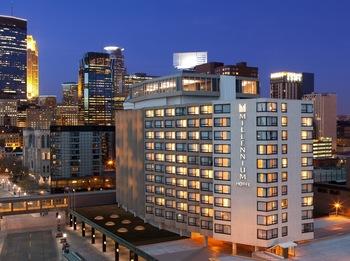 Exterior view of Millennium Hotel Minneapolis.