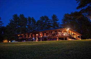 Exterior view of Ohana Family Camp.
