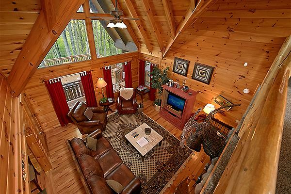 Pigeon Forge Vacation Rentals Cabin Spectacular 3 Bedroom Cabin Rental In Pigeon Forge