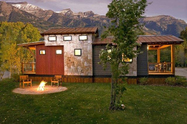 Fireside resort at jackson hole wilson wy resort for Jackson hole cabin resort