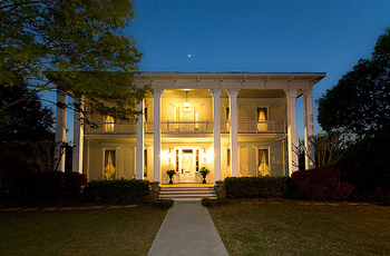 Exterior view of Bingham House Bed & Breakfast.