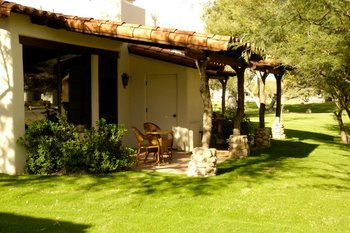 Ranch Style Suite at Tubac Golf Resort.