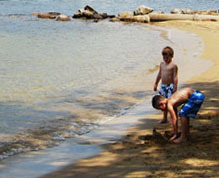 Beach Fun at The Margate on Winnipesaukee