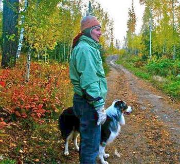 Nature Trails at Gunflint Lodge