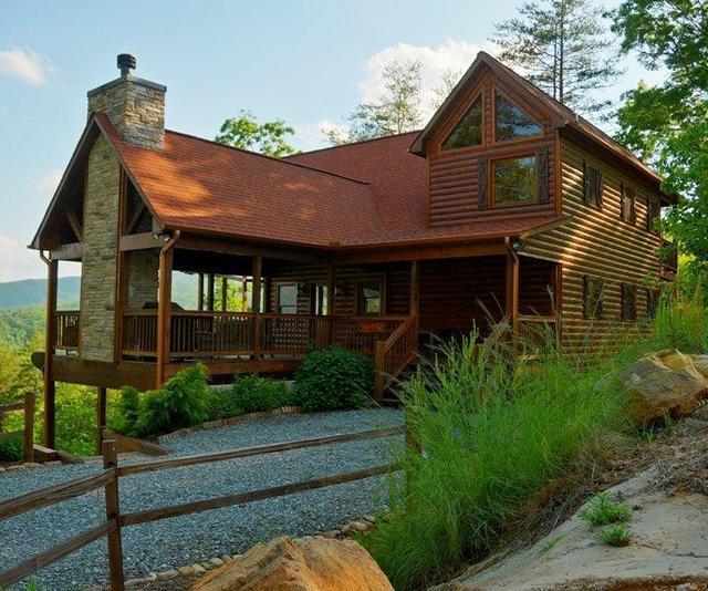 Southern comfort cabin rentals blue ridge ga resort for Blue ridge ga cabins for rent
