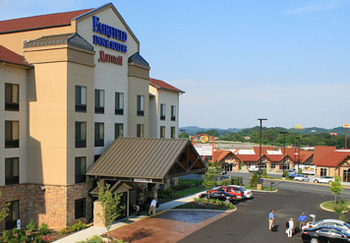Exterior View of Fairfield Inn & Suites Kodak