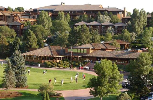 Cheyenne Mountain Resort Colorado Springs Co Resort Reviews