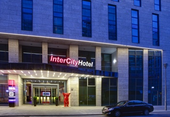 Exterior view of InterCity Hotel Berlin.