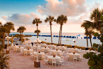 Conference Set up at TradeWinds Island Grand