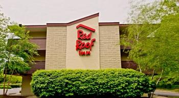 Exterior view of Red Roof Inn Tinton Falls.
