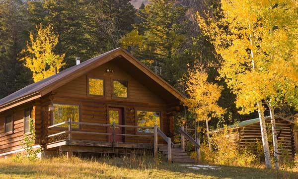 Trail creek ranch wilson wy resort reviews for Jackson wyoming cabins