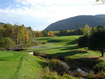 Golf Course Near Bar Harbor Motel