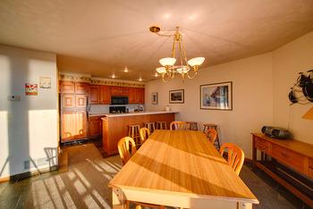 Suite Interior at Glidden Lodge Beach Resort