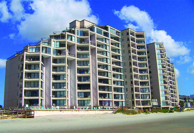 Surf master 1106 oceanfront rates reduced 20 now through may 30 2015 garden city realty for Garden city myrtle beach hotels