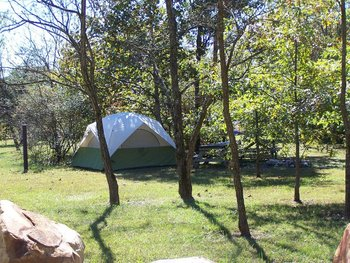 Camping at ACE Adventure Resort