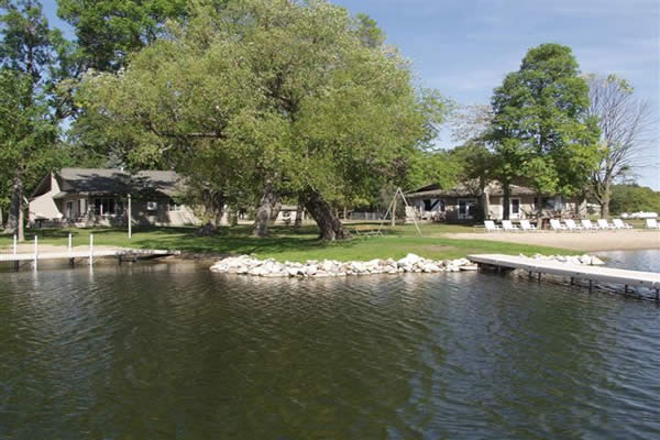 Resort View at Gull Lake Resort