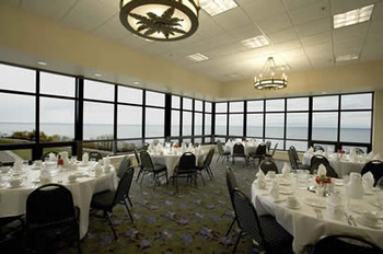 Event Room at Edgewater Resort