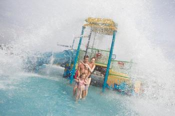 Water Park at La Torretta Lake Resort