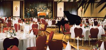 Richelieu Ballroom at Fairmont Le Manoir Richelieu.