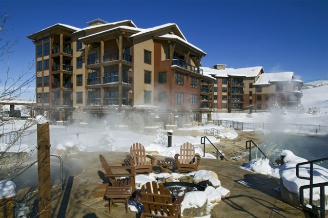 Trailhead lodge steamboat springs co resort reviews for Cabins in steamboat springs
