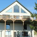 Vacation Rental Exterior at Lake Leelanau Vacation Rentals
