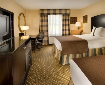 Two Bed Room Holiday Inn Leesburg