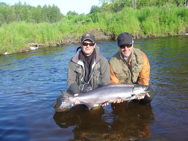 Alaska legacy fish camp soldotna ak resort reviews for Alaska fishing camps