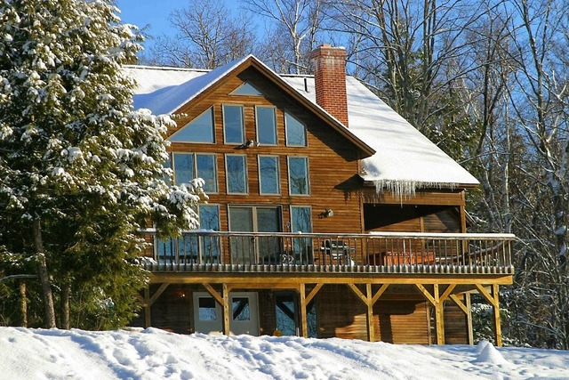 Stowe country homes stowe vt resort reviews for Vermont home builders
