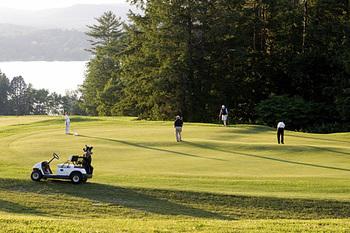 Hotchkiss Golf Course near Interlaken Resort & Conference Center.