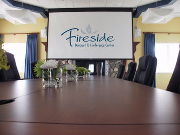 Conference Room at Bay Pointe Inn