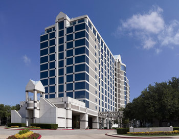 Exterior view of Omni Dallas Hotel at Park West.