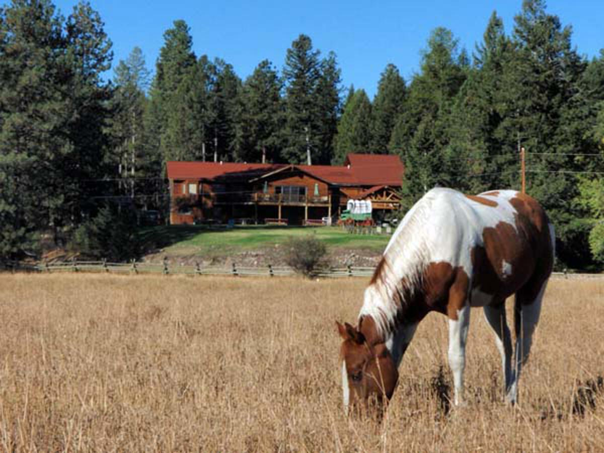 Exterior View of Rich Ranch