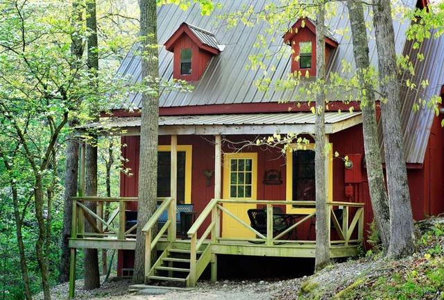 Hidden Hollow Cabins Eureka Springs Ar Resort Reviews