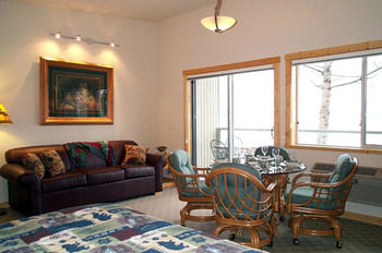 Condo Interior at Many Springs Flathead Lake Resort