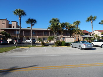 Exterior view of Sea Oats Beach Club