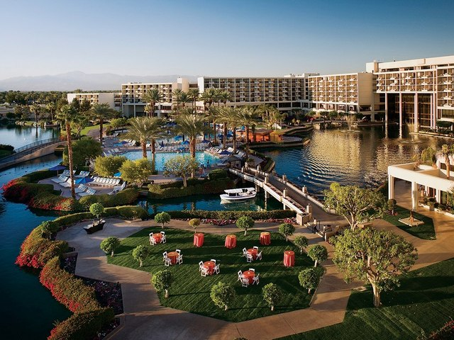 Exterior View of  JW Marriott Desert Springs