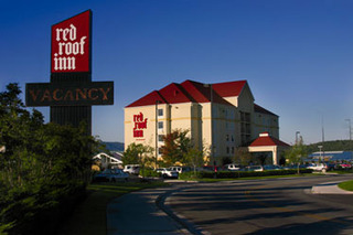 Exterior View at  Red Roof Inn