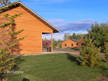 Cottages at Woodside Cottages of Bayfield.
