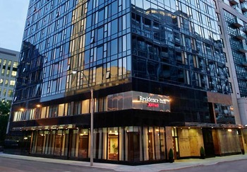 Welcome to the Residence Inn Toronto Downtown/Entertainment District
